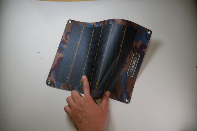 Гибкая солнечная панель Hanergy 7W CIGS