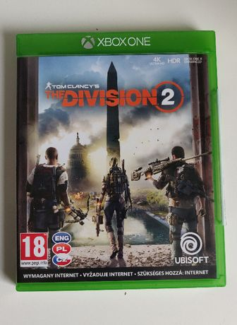 Tom Clancy's The Division 2 XBOX ONE jak Nowa