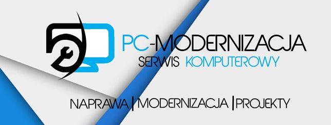 Serwis Laptopów i Komputerów/MODERNIZACJA