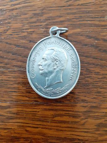 Medal Friedrich ll von Baden