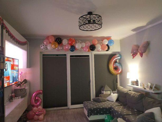Balony dla dziewczynki na 6 lat