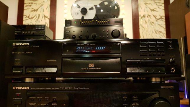 CD PIONEER PD-S505 / zobacz wzmacniacz,amplituner i kolumny/skup AUDIO
