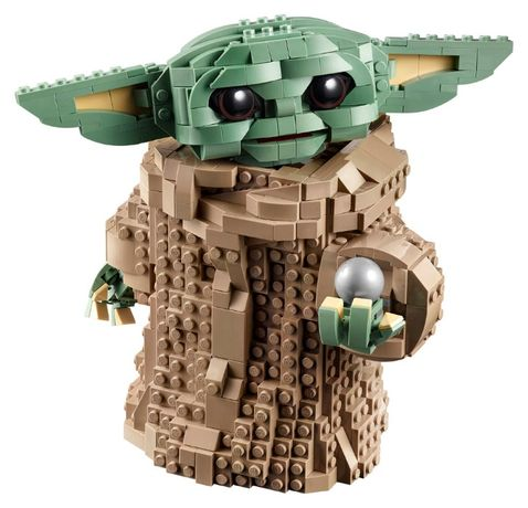 Lego Star Wars (75318) Малыш