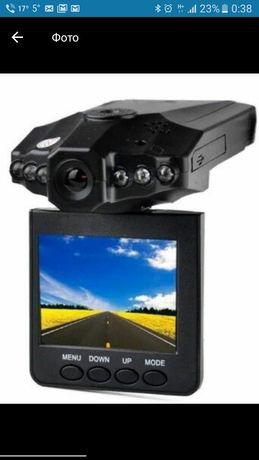 Автомобильный видеорегистратор HD DVR HD Portable DVR with 2.5 TET LCD