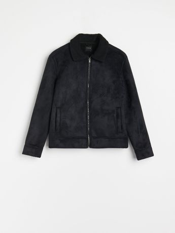 Reserved-продам классическую куртку на меху!ТОРГ!