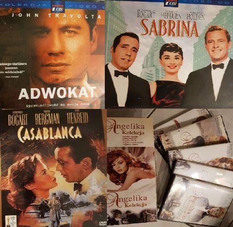 Adwokat, Travolta, Sabrina, Casablanca, Angelika kolekcja, dvd filmy