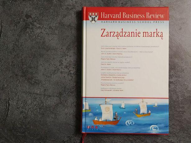 Harvard Business Review. Zarządzanie marką - KSIĄŻKA -Wrocław