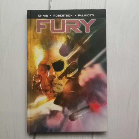 Komiks FURY wydanie kolekcjonerskie Mandragora