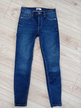 Spodnie skinny Sinsay 36