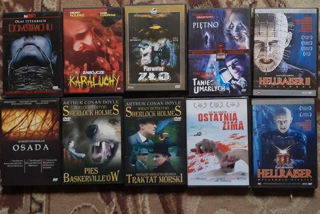 Horror, filmy DVD