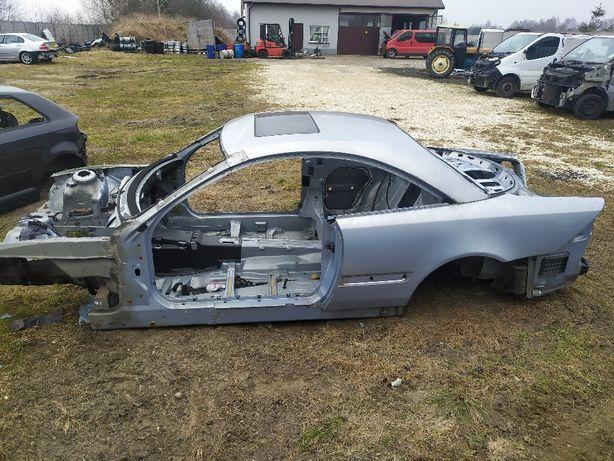 Szyberdach Mercedes CL W215