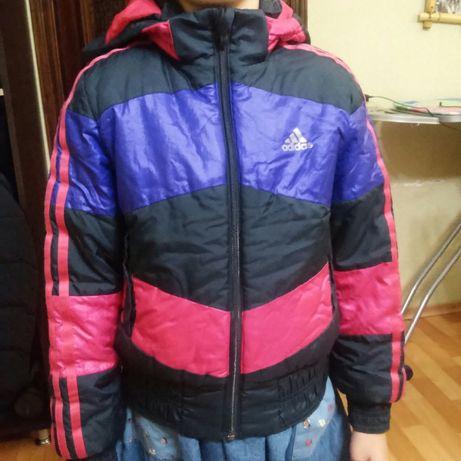 Куртка для девочки adidas Оригинал!