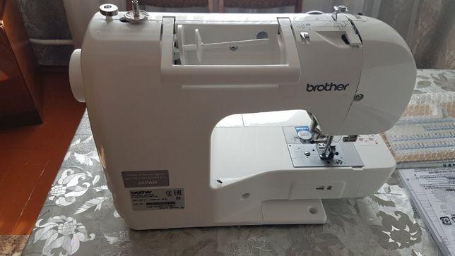 Продам швейную машинку Brother JS-70E