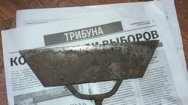 Тяпка СССР сапка сапа супер качество !!!