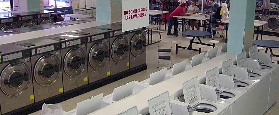 Lavandaria completa Self service ocasião Almagreira - imagem 1