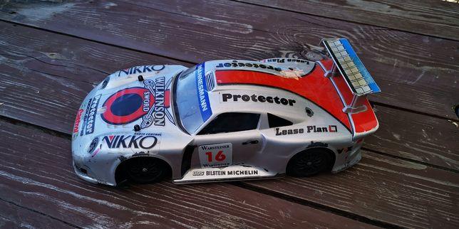 Rc Nikko model auto radio control 2 band wyścigowy