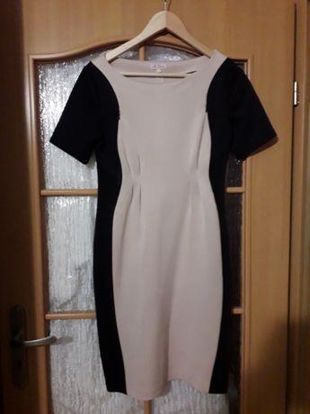 Sukienka wizytowa do karmienia piersią