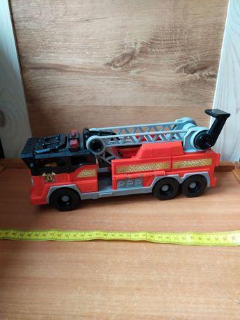 Пожежна машина. Mattel.