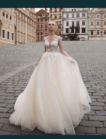 Весільна сукня колекції Brilanta Lora