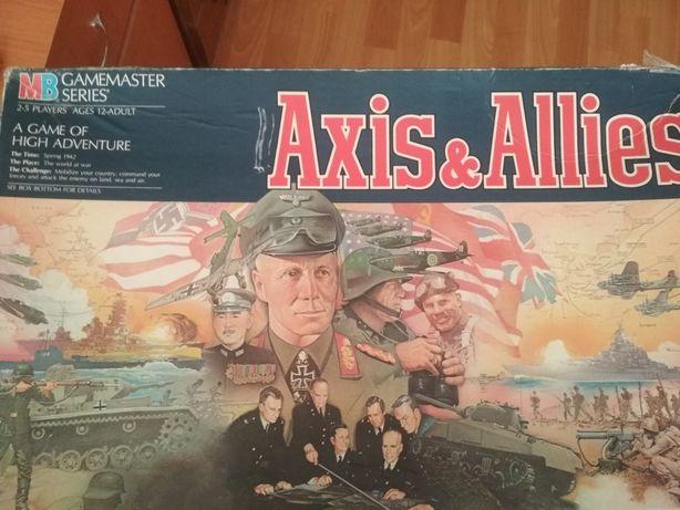 Настольная игра Axis and Alias, английская версия