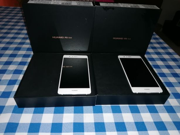 Huawei  p9 ...    Usados, mas Funcionam perfeitamente