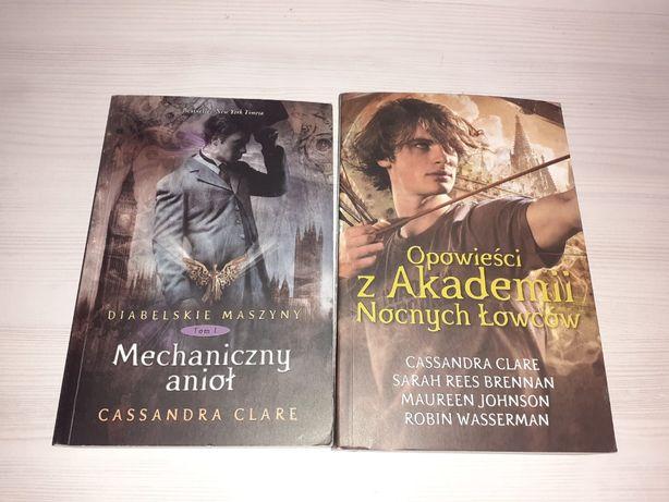 Cassandra Clare - Mechaniczny anioł, Opow. z Akademii nocnych łowców