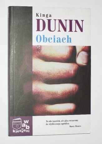Kinga Dunin - Obciach. wyd. II