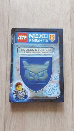 """""""Nexo Knights"""" książka"""
