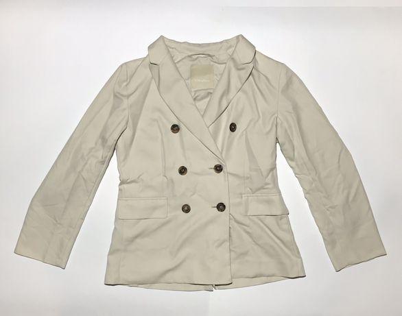 Двубортный пиджак maxmara
