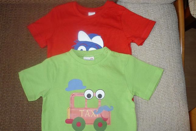 bluzeczka r.104/110 Coccodrillo NOWA t-shirt, koszulka