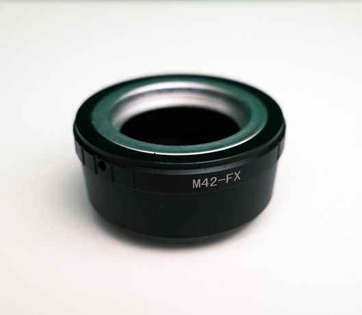 Adaptador M42 para Fujifilm