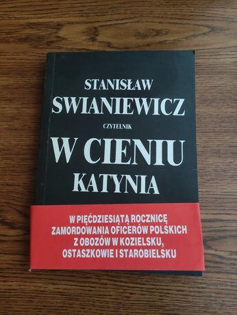W cieniu Katynia, książka Stanisław Swianiewicz