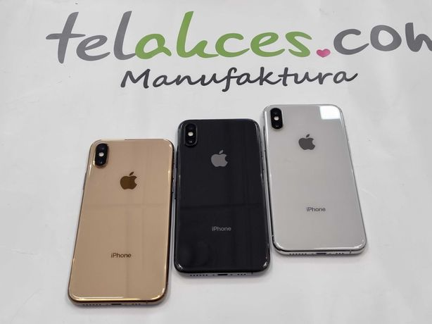IPHONE XS 64GB GOLD GRAY SILVER Sklep Manufaktura cena:1699zł