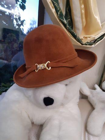 Женская шляпа - фетровая
