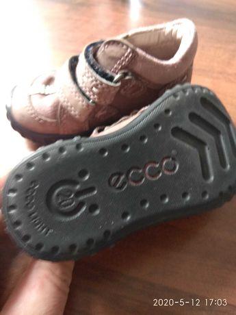 Pół buty firmy Ecco