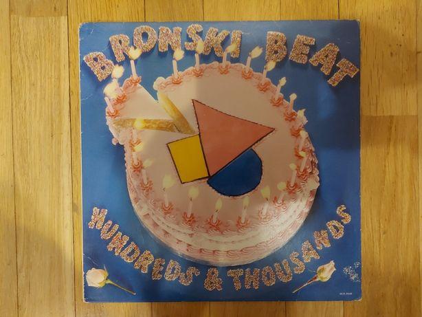 Bronski Beat, Hundred & Thousands, USA, MCA, 1985, bdb-