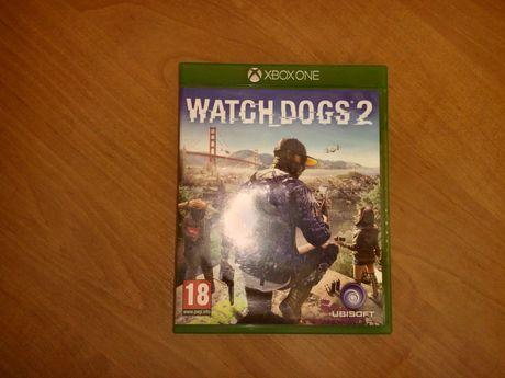 Watch Dogs 2 на английском