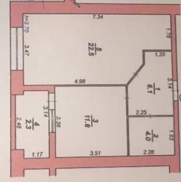 Найкращий забудовник Рауш, зданий будинок 1-но кімнатна! IP