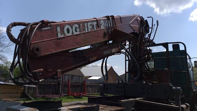 HDS do dłużycy longlift 240