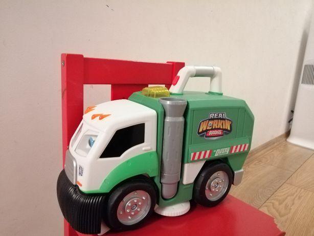 Cobi Dusty Truck Max Łakomczuch (śmieciarka)