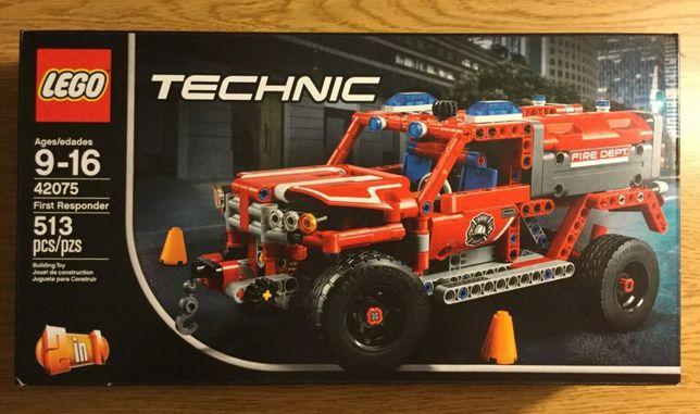 LEGO 42075 - Pojazd Szybkiego Reagowania - NOWY i ORYGINALNY zestaw !