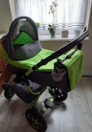 Wózek dziecięcy 2w1 Tutek Grander .