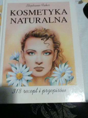 37. NOWA: książka Kosmetyka naturalna