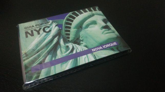 Guia Viagem Nova Iorque, EUA guia pop-up