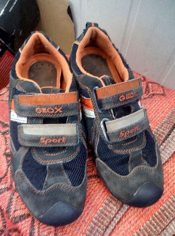 кроссовки Geox на мальчика 36