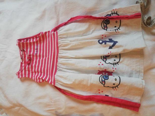 Летнее платье (сукня) для девочки