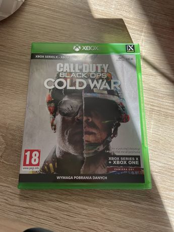 Call of duty Cold War PL xbox series x / xbox one