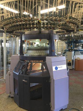 """Maszyna dziewiarska TERROT I 1108 E20 30"""" 108 systemów"""