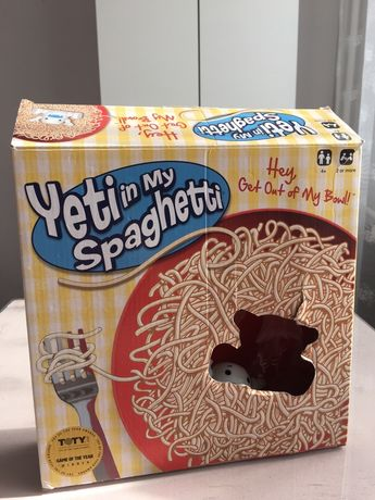 Gra Yeti in my Spaghetti