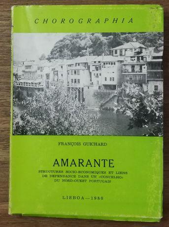 amarante, françois guichard, 1980, chorographia